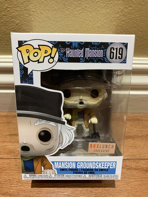 Funko Pop! Haunted Mansion Groundskeeper Boxlunch Exclusive for Sale in Anaheim, CA
