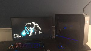 Cyperpower pc/ gaming setup for Sale in Zephyrhills, FL