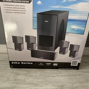 Home Theatre System for Sale in Seattle, WA