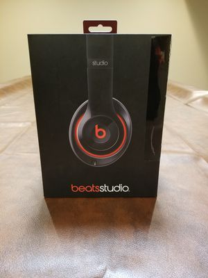 DR DRE STUDIO BEATS (WIRED) for Sale in North Ridgeville, OH