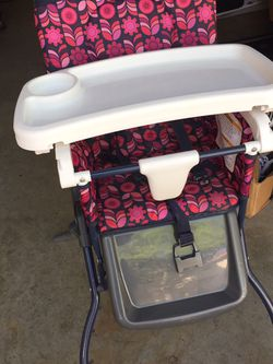 Cosco High Chair For $20 for Sale in Hollywood,  FL
