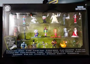 JADA Nano Metalfigs Disney Nightmare Before Christmas 20 Pack Collectible NEW! for Sale in Pflugerville, TX