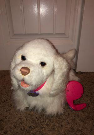 FurReal Friends Gogo My Walkin' Pup 2009 (open boxed) for Sale in El Paso, TX