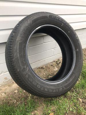 Firestone Champion Tire 215/60R17 for Sale in Peoria, IL