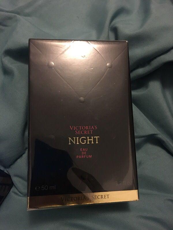 Victoria secret perfume Night $25