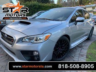 2017 Subaru WRX for Sale in Los Angeles,  CA
