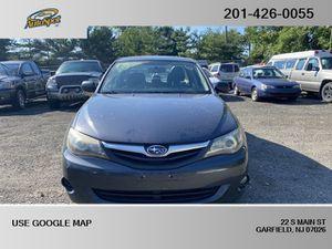 2011 Subaru Impreza for Sale in Garfield, NJ