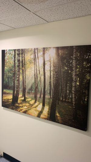 Painting of forest for Sale in New York, NY