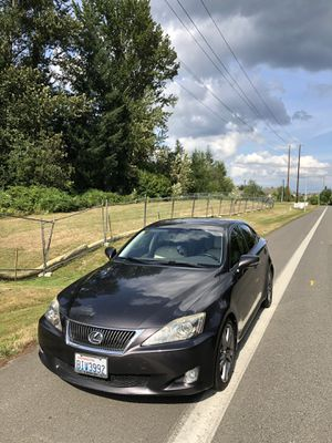 Lexus IS 250 2010 RWD for Sale in Mill Creek, WA