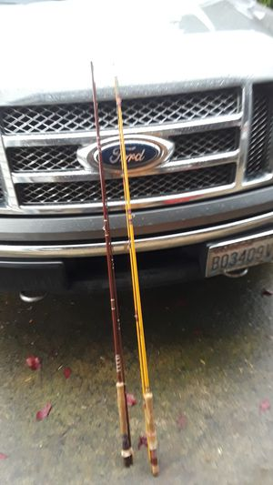Fishing vintage fly rods for Sale in Vancouver, WA