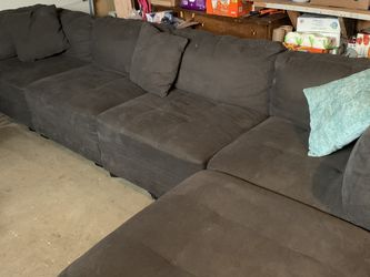 Dark Gray (Sectional) STILL AVAILABLE! Absolutely NO Holds... :) for Sale in Monroe,  WA