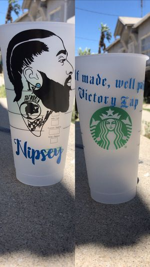 Nipsy cups for Sale in Los Angeles, CA