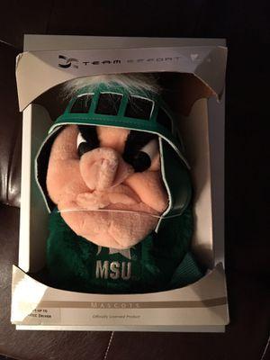 Team effort MSU mascot driver cover for Sale in Detroit, MI