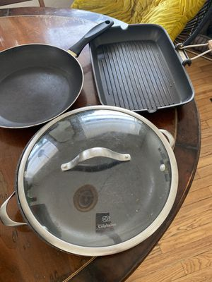 Assorted Cooking pans for Sale in Miami Beach, FL