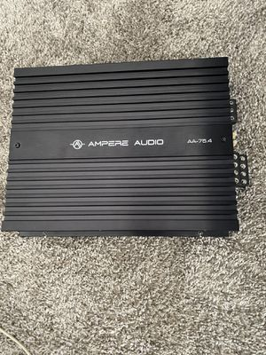 Competition car audio amp $300 for Sale in Duluth, GA