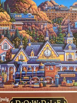 "Dowdle ""Train Station"" 1000 Pcs. for Sale in Pleasant Hill,  CA"