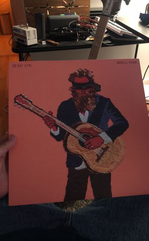 IRON AND WINE BEAST EPIC VINYL for Sale in Nashville, TN