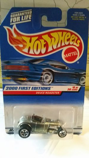2000 firs Editions Deuce Roadster mattel 1999 for Sale in Anaheim, CA