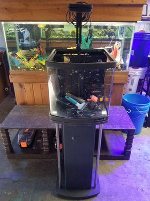 Saltwater tank for Sale in Lakewood, WA