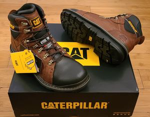 CAT Work Boots size 8 and 12 for Men. for Sale in Paramount, CA