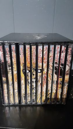 Iron maiden box set 12 CD. Eddies Head 15 CDs in all. 2 are doubled. Played half if that. Excellent condition. for Sale in LAUREL PARK,  WV