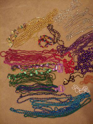 58 Mardi gras beads. for Sale in Austin, TX