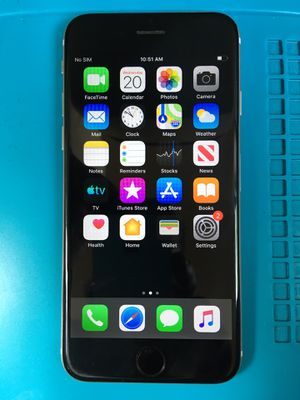 iPhone 6 Unlocked 64gb clean for Sale in College Park, MD