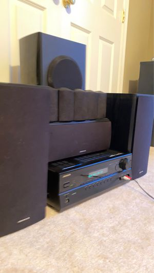 Amateur Home Audio/Theatre Set-Up for Sale in Charles Town, WV