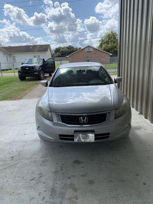 2008 Honda Accord for Sale in Opelousas, LA