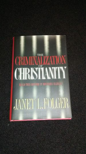 The Criminalization of Christianity for Sale in Ishpeming, MI