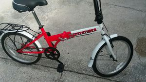 Like new folding bike for Sale in Auburndale, FL
