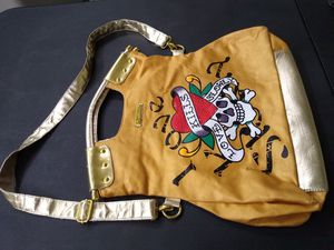 Authentic Ed Hardy Purse Great Condition! for Sale in Las Vegas, NV