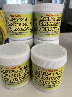 Árnica compuesta for Sale in San Jacinto, CA