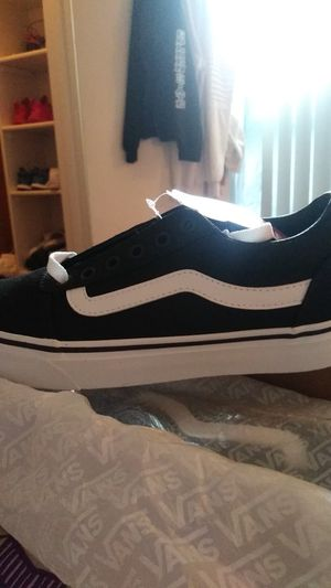 *VANS* 6.5*Brand-New* Still in Box*Never Worn before* for Sale in Bryan, TX