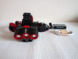 Skywolfeye T6LED Rechargeable Headlight for Sale in San Diego, CA