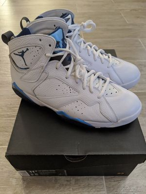Air Jordan 7 Retro French Blue Shoes - Men Size 11.5 New for Sale in Pasadena, CA
