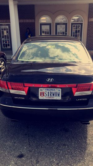 Hyundai Azera / limited edition for Sale in Richmond, VA