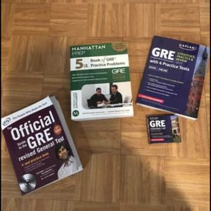 GRE Textbooks for Sale in Annapolis, MD