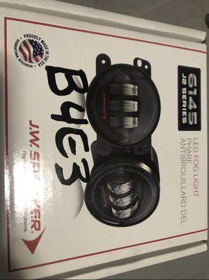 Jeep Wrangler fog lights, parts,Jw speakers for Sale in Pompano Beach, FL