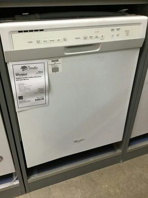 NEW White Whirlpool Built In Dishwasher With Cycle Memory 🤩 for Sale in Chandler, AZ