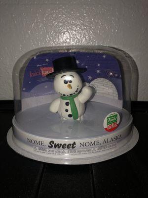 Disney Pixar Funko pop nome sweet Nome Alaska Knick knack for Sale in Hacienda Heights, CA