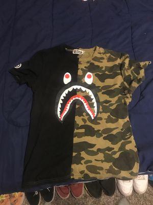 Bape shirt for Sale in El Paso, TX