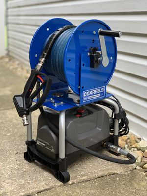 Detailing pressure washer setup with Foam Cannon for Sale in Levittown, NY