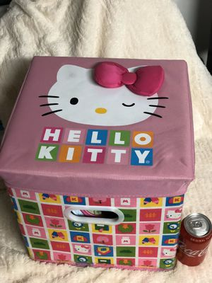 Hello Kitty canasto for Sale in Houston, TX