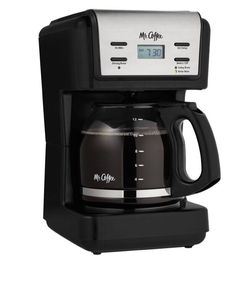 Mr. Coffee 12-Cup Programmable Coffee Maker, Black for Sale in Los Angeles,  CA
