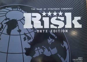 Risk - Collectible Onyx Edition for Sale in Garner, NC