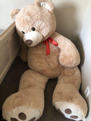 Giant teddy bear for Sale in Las Vegas, NV