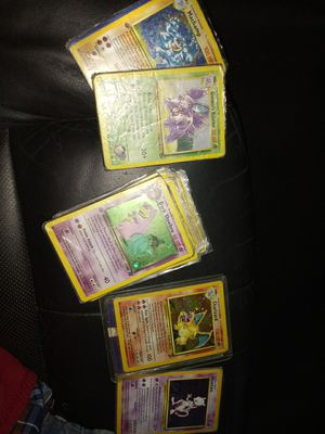 Pokemon cards rare collectibles for Sale in Fresno, CA