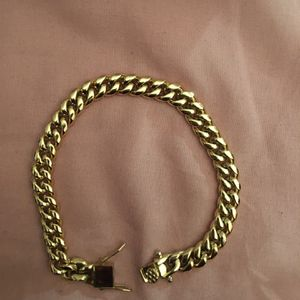 4MM Miami Cuban Link Braclet for Sale in Fort Lauderdale, FL
