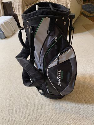 Top flight golf bag for Sale in High Point, NC